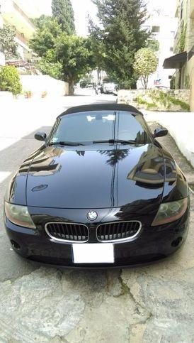 Model 2004 BMW Z4