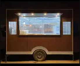 New Food Truck Equipped