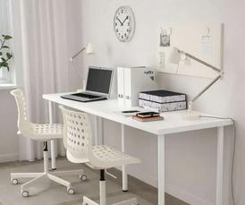 New IKEA Table Desk