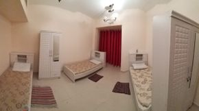 New flat, first resident only females opposite DCC