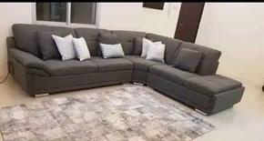 New sofa grey color