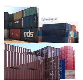 New & used seaport containers for sale