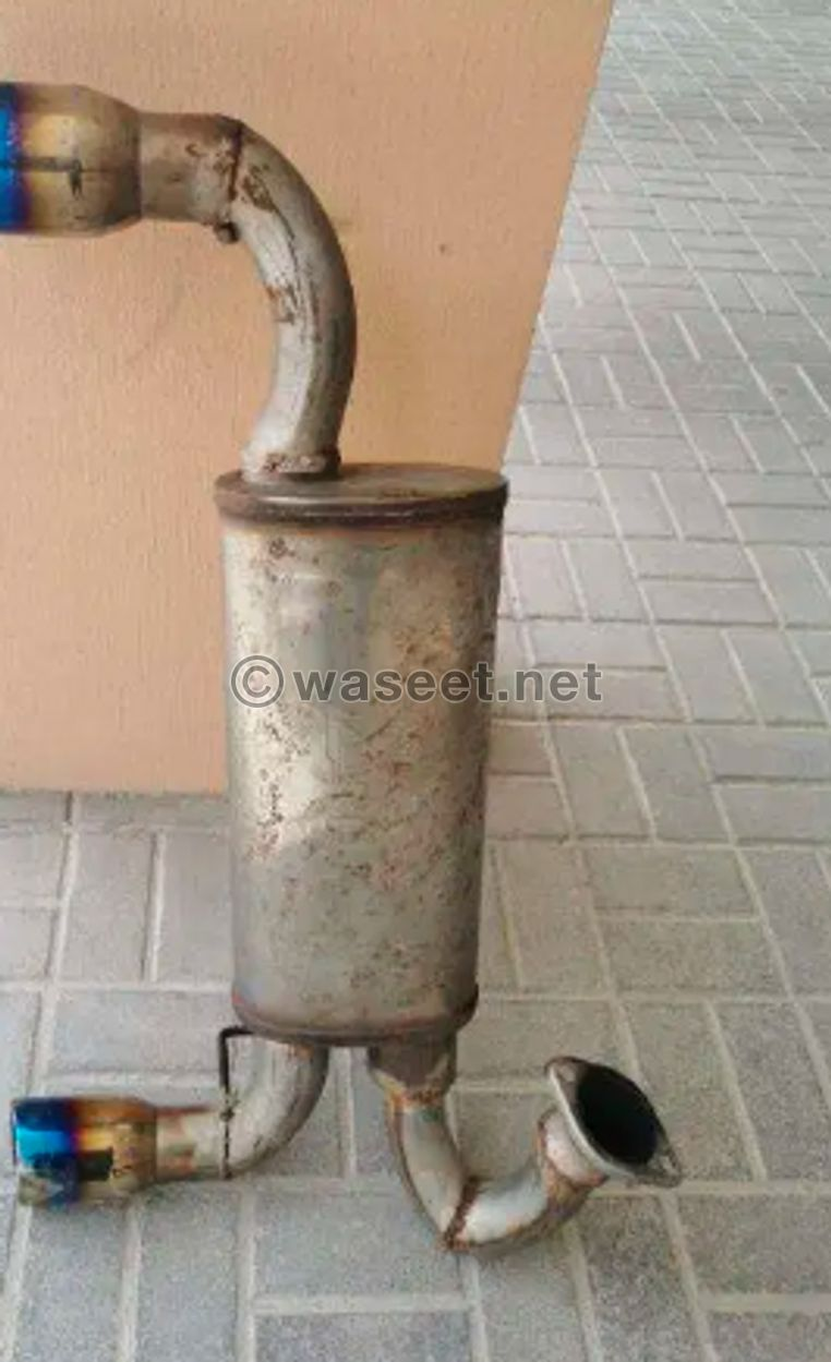 Nissan 350z exhaust for sale