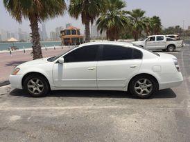 Nissan Altima 2'5 S 2006 GCC