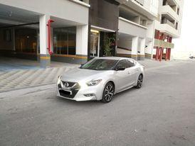 Nissan Maxima 2018 (Silver)