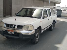 Nissan Pick Up Dubble Cabain Well Maintaine