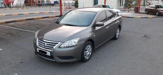 Nissan Sentra 2015 (Gray)