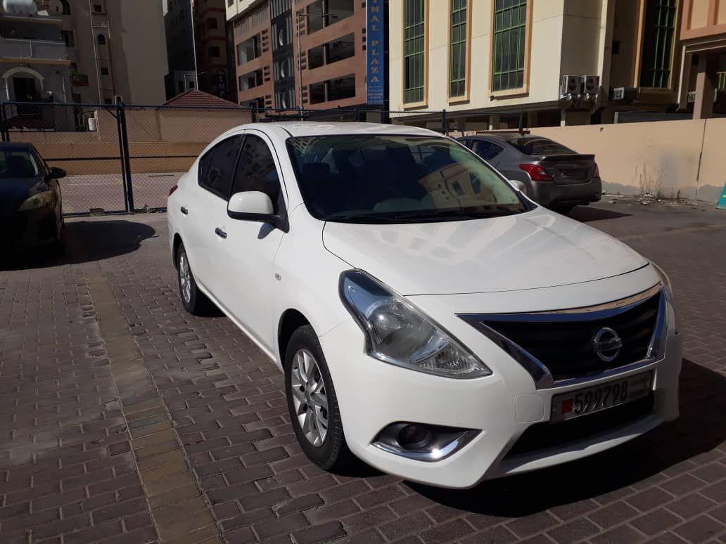 (Nissan Sunny) 2016 -  For Sale -Nissan Sunny- Full Option