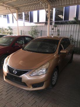 Nissan Tiida 2015 GCC