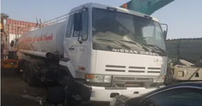 Nissan tanker