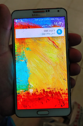 Note3 good condition