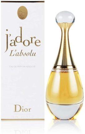 ONE Christian Diore's J'adore Absolu Perfume 50ml
