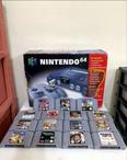 ORIGINAL N64 CONSOLE WITH ORIGINAL GAMES PAL 1
