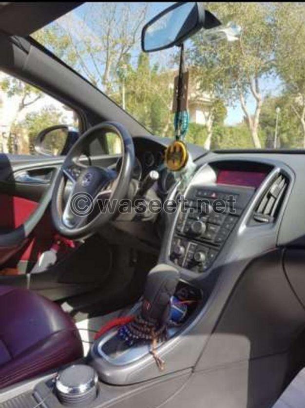 Opel Astra Gtc 2015