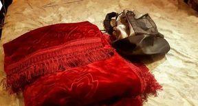 Original versace velvet bedding
