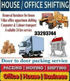 Bahrain Mover Packer Professional in moving