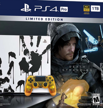 PS4 PRO Death stranding edition