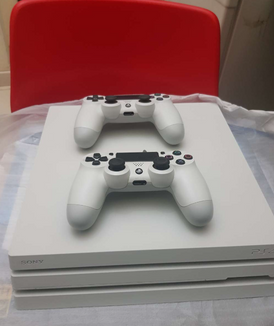 PS4 Pro 1TB special edition for sale