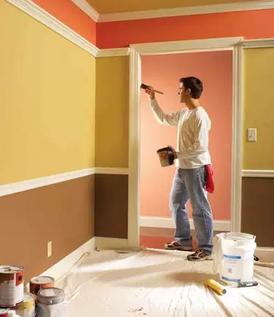 Painters work