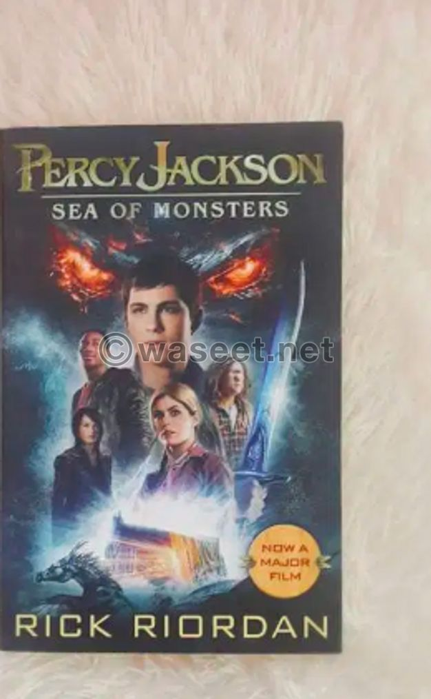 Percy Jackson book for sale