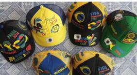 Pi Cap FIFA World Cup 2014