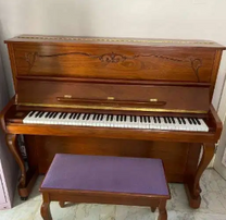 Piano and stool for sale