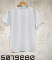 Plain Mens Black T-shirt