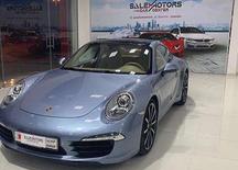 Porsche 911s 2013