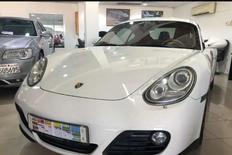 Porsche Cayman model 2012 for sale