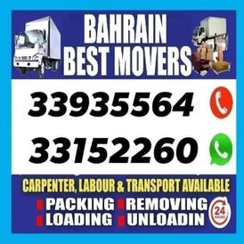 Professional House & Office Shifting all over Bahrain