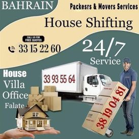 Professional/House / Office / Villas Shifting all over Bahrain