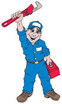 Professional stuff for plumber work