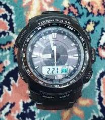 Protrek watch for sale