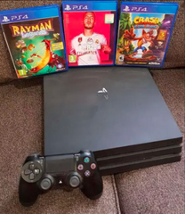 Ps4 pro 1tb for sale