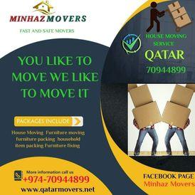 Qatar Moving Service