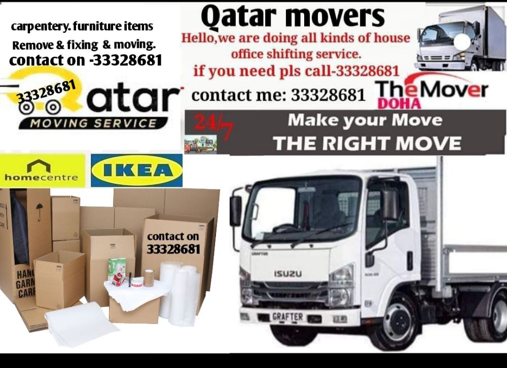 Qatar movers.
