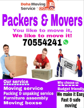 Qatar packers & movers service
