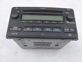 Radio Toyota Yaris 2008