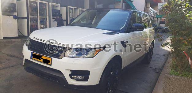Range Rover HSE Sport 2015