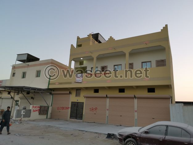 For rent shops in Hamala