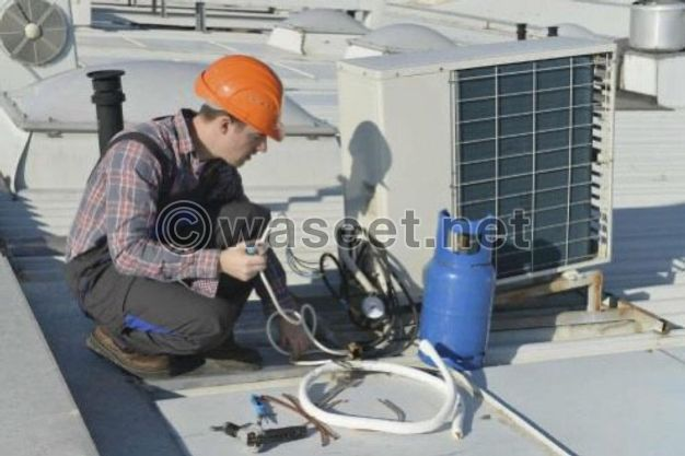 Required Indian or Bengali air conditioning technician