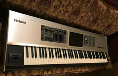 Roland Fantom G8 Music for sale