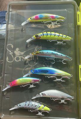 SASAN fishing lures