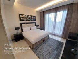 SEEF 3 BEDROOM  FURNISHED APARTMENT