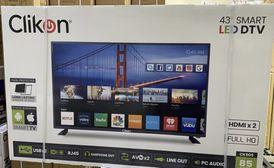 """SMART TV 43"""" تلفزيون سمارت للبيع"""