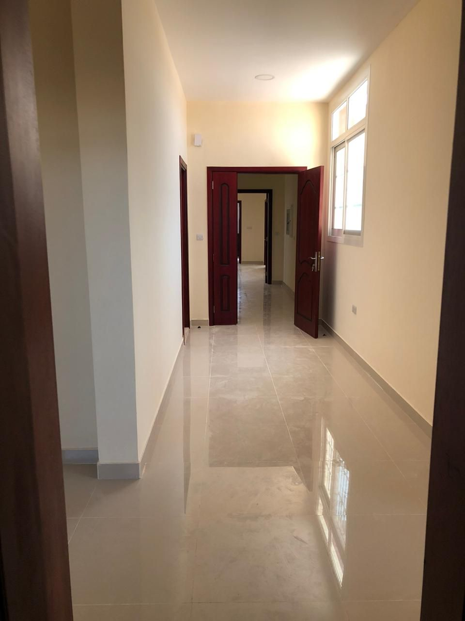 SUPER DELUXE BRAND NEW 2 BED ROOM HALL APARTMENT FOR RENT IN AL-SHAMKHAH