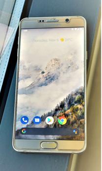 Samsung Galaxy Note 5 4G 32GB GOLD PREMIUM