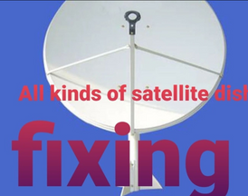 Satellite dish installation and service 15