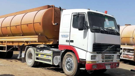 Sewage water Tanker
