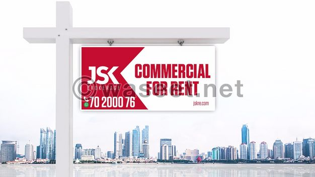 Shop For Rent in a prime Location in Jbeil